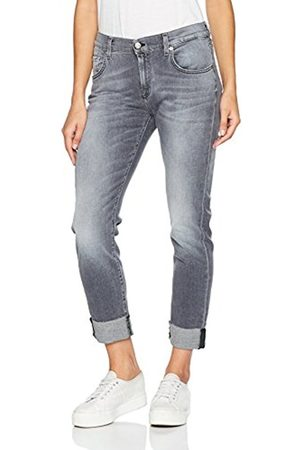7 for all Mankind Women's Relaxed Skinny Boyfriend Jeans