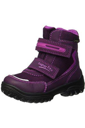 Superfit Girls' Snowcat Snow Boots purple Size: 12.5UK Child