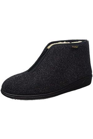 Fischer Men's Frank Hi-Top Slippers Size: 11 UK
