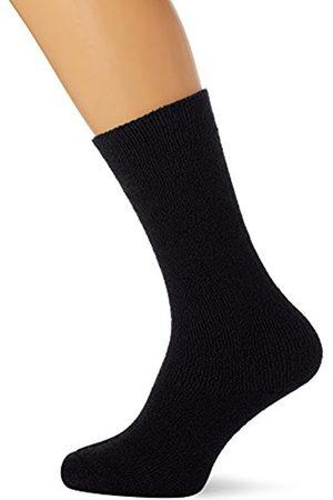 Damart Men's Mi-Bas Thermolactyl Bouclette Calf Socks