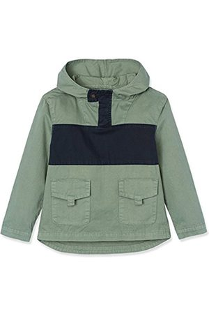 Boy's Over Hooded Jacket