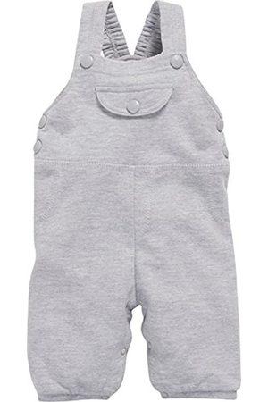 Playshoes Baby Sweat-Latzhose Meliert, Oeko-Tex Standard 100 Dungarees