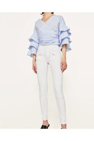 6befe7d4 Zara more colours women's trousers, compare prices and buy online
