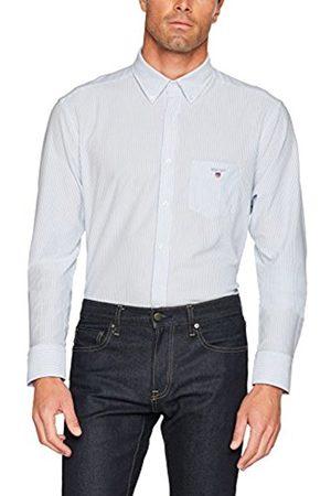 GANT Men's Tech Prep Pique Solid Regular Button Down 364680 Casual Shirt
