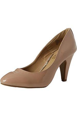 Head Over Heels Women's Ava Closed-Toe Heels