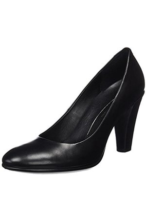 Womens Shape 75 Round Elegant Closed-Toe Pumps Ecco wuCaRt