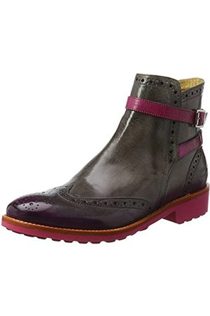 Melvin & Hamilton Amelie 11, Women's Ankle Boots, (Crust Morning /Shade Fuxia/Strap Fuxia, Rook D Fuxia)