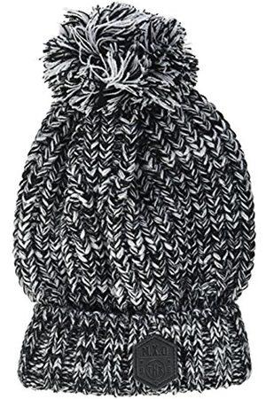 maximo Boy's Beanie Mit Umschlagrand, Pompon Hat