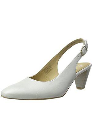 ARA Women's Padua Pumps white Size: 2 UK