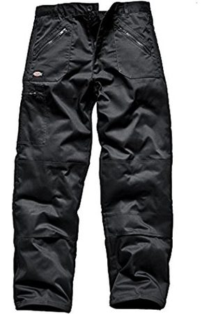 "Dickies WD814 BK 44T Size 122 ""Redhawk Action"" Trousers"