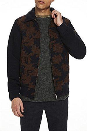 Scotch&Soda Men's Jacquard Wool Jacket