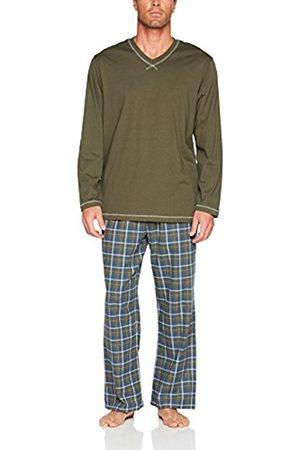 Seidensticker Men's Flanell Anzug Lang Pyjama Sets