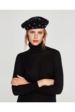 Zara PEARLY BERET - Available in more colours