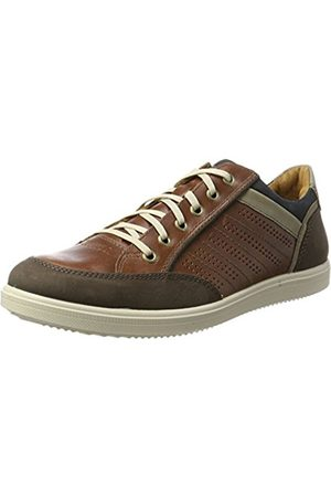 Jomos Mens 1928 Oxfords (capucino/cognac)