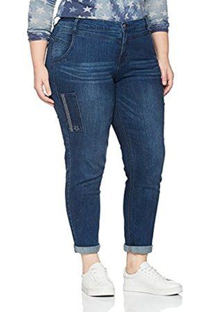 Womens Tina Ng Steinchen Tasche Naht Straight Jeans GINA LAURA XXL6kUvB0D