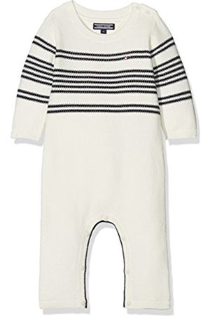 Tommy Hilfiger Baby Placed Stripe Coverall L/S Footies