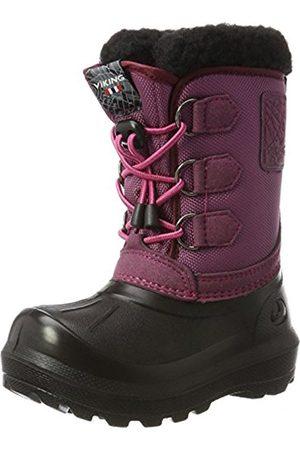 Viking Unisex Kids' Istind Snow Boots Size: 13UK Child