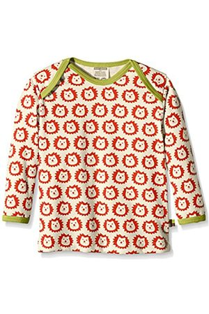 loud + proud Unisex Baby 275 Sweatshirt - red - 9-12 Months