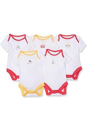 Mothercare Baby Around the World-5 Pack T-Shirt