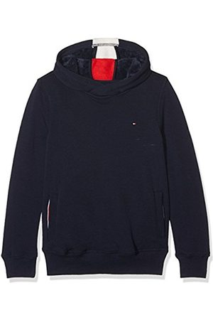 Tommy Hilfiger Boy's Flag Applique HD Hwk L/S Sweatshirt