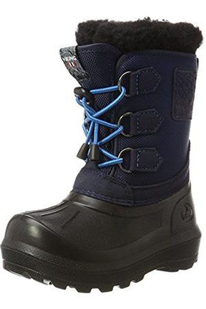 Viking Unisex Kids' Istind Snow Boots blue Size: 7.5UK Child