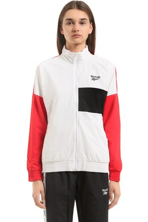 Reebok VECTOR COLOR BLOCKED TRACK JACKET