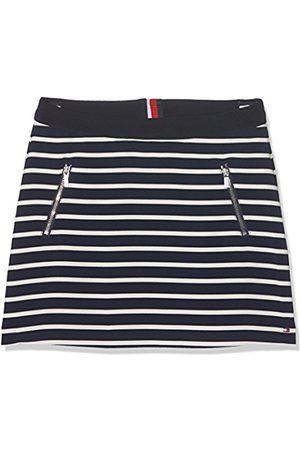 Tommy Hilfiger Girl's Ame Bi Stripe Skirt