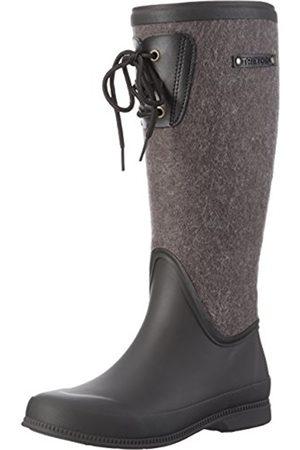Tretorn Women's Lisa Lace Wool Long Boots Schwarz ( 011) 4
