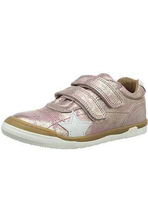 Bisgaard Unisex Kids' Klettschuhe Low-Top Sneakers Size: 7 Child UK
