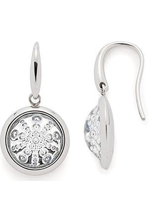 LEONARDO JEWELS Women Stainless Steel Glass Dangle & Drop Earrings