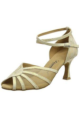 Diamant Women's Latein 020-087-017 Damen Tanzschuhe - Standard & Latein Dance Shoes ( Magic)