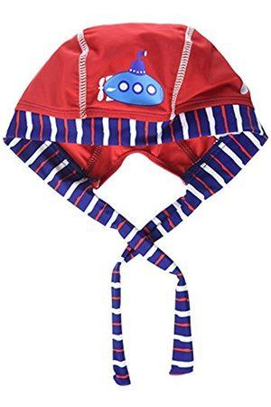 Playshoes Boy's Kopftuch, Bademütze Taucher mit UV-Schutz Hat, (rot)