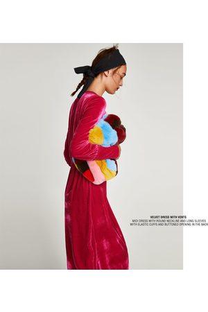 a2d417e469 Zara velvet women s dresses