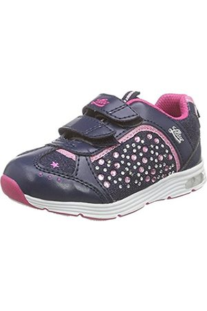 huge selection of 4919c 4e150 LICO Girls  Shine V Blinky Low-Top Sneakers, Marine