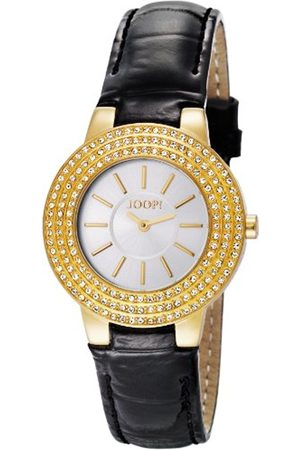 JOOP! Joop Nova Women's Quartz Watch with Dial Analogue Display and Leather Strap JP100992F06