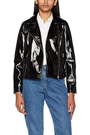Miss Selfridge Women's Vinyl Jacket
