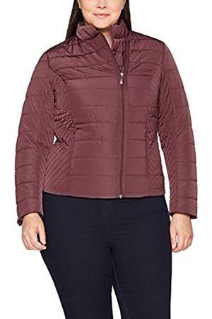 Women Jackets - GINA LAURA Women's Steppjacke Kurz Asymmetrischer RV Jacket