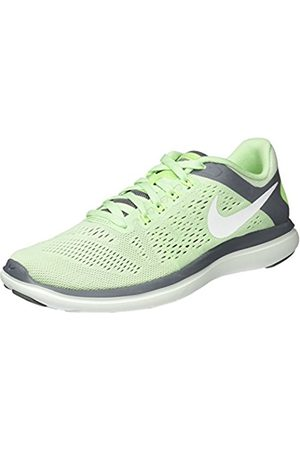 Nike Women's Wmns Flex 2016 Rn Competition Running Shoes, (Verde/Blanco/Fresh Mint/ /Cool /Barely )