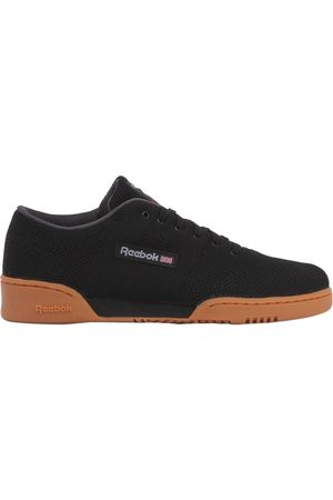 Men Trainers - Reebok WORKOUT CLEAN OG KNIT SNEAKERS