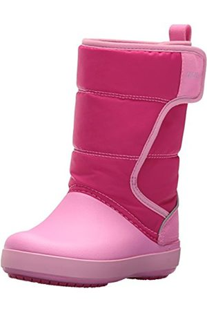 Crocs Kids' LodgePoint Snow Boots Candy Party