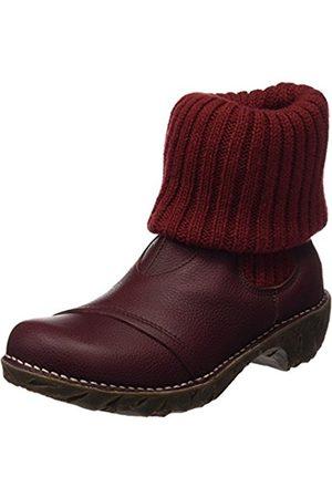 El Naturalista S.A N097 Soft Grain Yggdrasil, Women's Ankle Boots