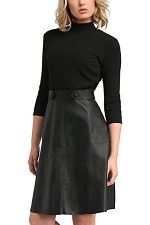 APART Fashion Women's Emerald- -Petrol-Icyblue-Leo Dress