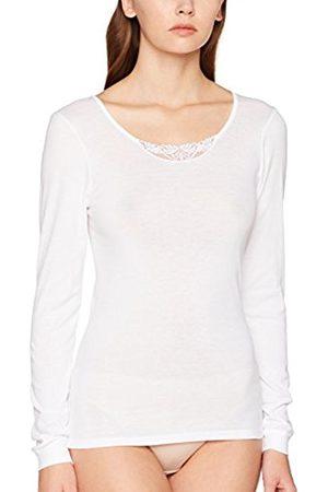 HUBER Women's Finesse Motiv Shirt Langarm Vest
