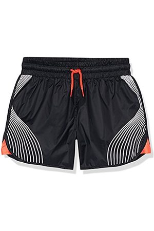 Boy's Contrast Inset Shorts