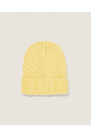 Zara KNITTED STUDIO HAT - Available in more colours
