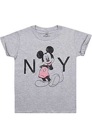 Disney MICKEY MOUSE - NEW YORK - GIRLS T SHIRT SPORT - LRG