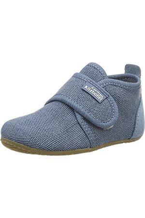 Living Kitzbühel Baby Boys' Baby Klett Jeans Slippers Size: 5 UK