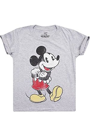 Disney Boy's Mickey Vintage T-Shirt