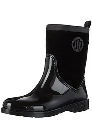 Tommy Hilfiger O1285xford 8rw, Women's Pleated Boots