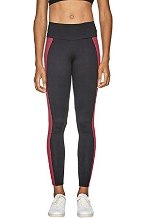 Esprit Sports Women's 107ei1b004-E-Dry Colourblock Sports Tights